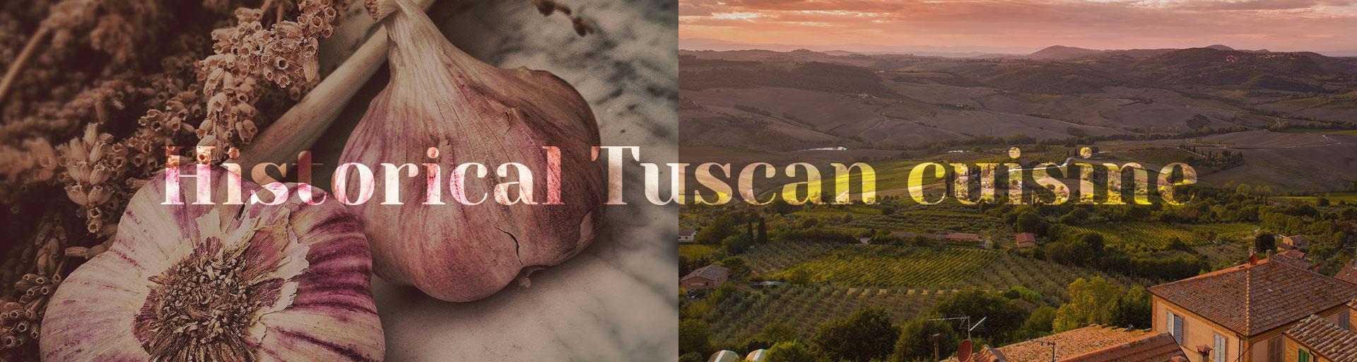 historical tuscan cuisine